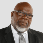 T.D. Jakes Is one of our incredible 2020 faculty members for the The Global Leadership.